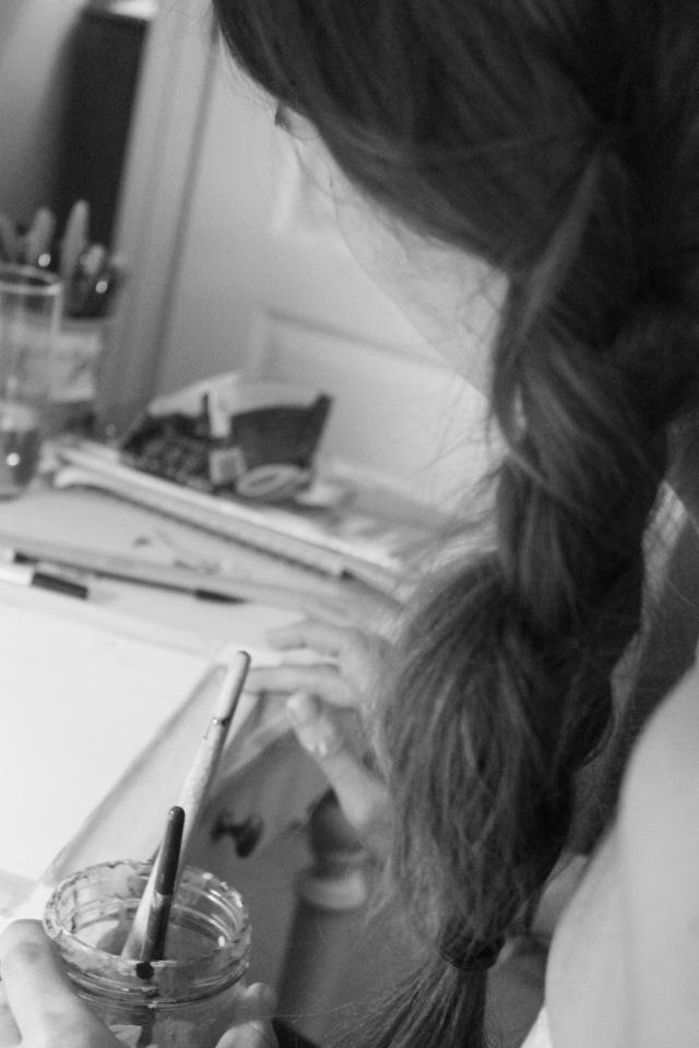 Kaci's braid