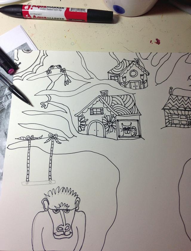 Titu's Jungle #2