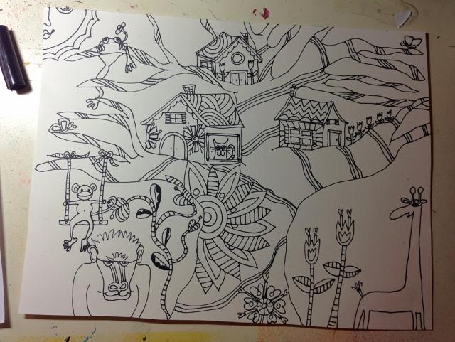 Titu's Jungle #3