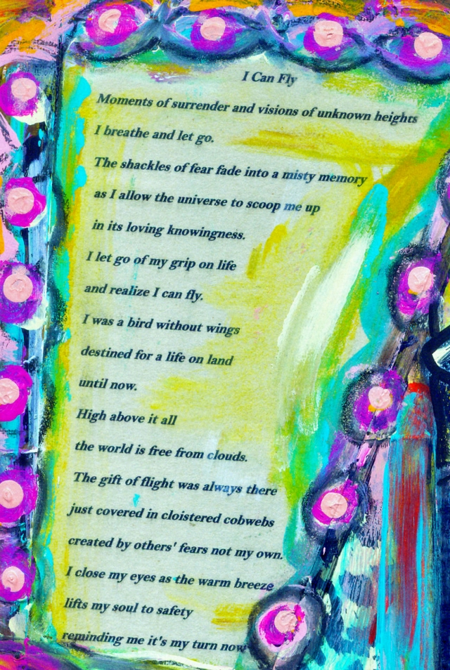 I Can Fly Poem 173